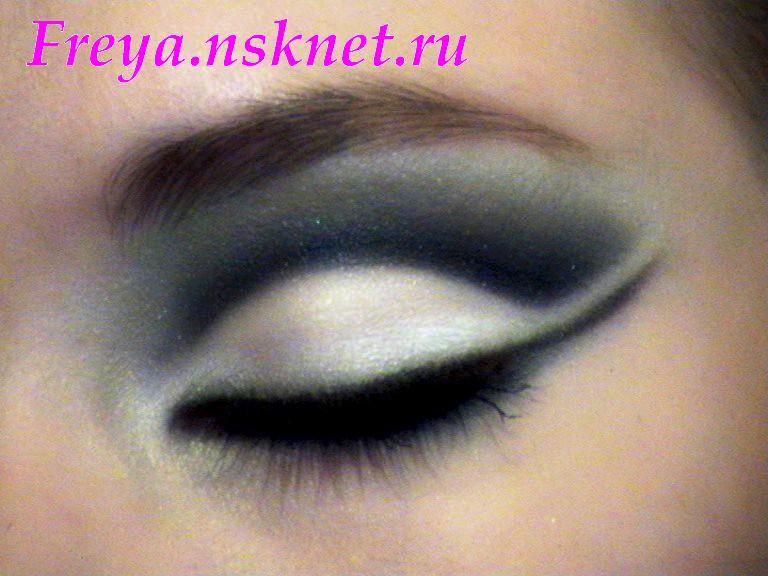 макияж Бабетта