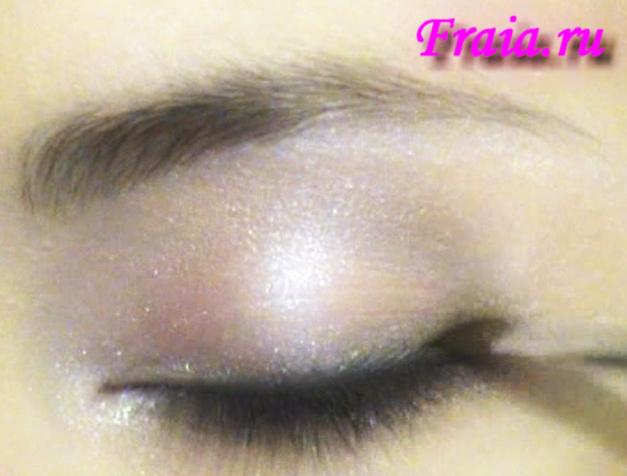 Цветовая палитра макияжа