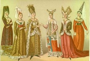 Средневековая готика в одежде