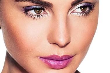 Два варианта осеннего макияжа 2015 от LOOkX | FRaIa