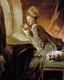 Жан Оноре Фрагонар. Любовное письмо . 1773. Холст, масло. 83,2х67см. Метрополитен-музей, Нью-Йорк